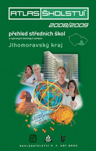 Atlas školství 2008/2009 Jihomoravský kraj