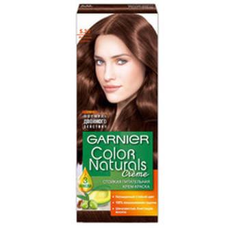 Garnier Dlouhotrvající vyživující barva na vlasy (Color natural Creme) Dlouhotrvající vyživující bar