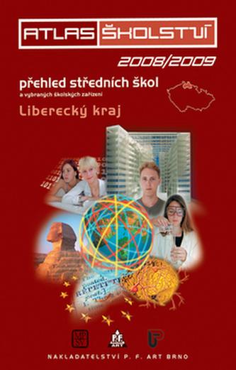 Atlas školství 2008/2009 Liberecký kraj