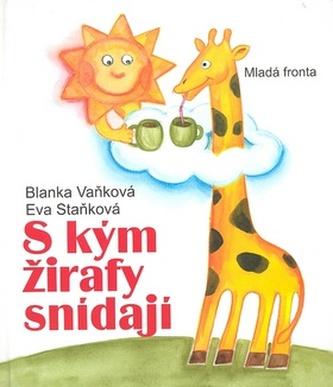 S kým žirafy snídají