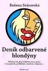 Deník odbarvené blondýny