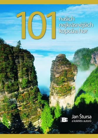 101 našich nejkrásnějších kopců a hor