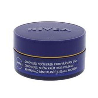 Nivea Obnovující noční krém proti vráskám 55+ (Anti-Wrinkle + Revitalizing) 50 ml woman
