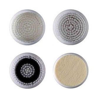 Bellissima Náhradní sada 4 hlavic pro Sónický vibrační kartáček na čištění a revitalizaci pleti 5097
