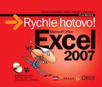 Microsoft Office Excel 2007 - Jiří Večerník; Petr Matějů