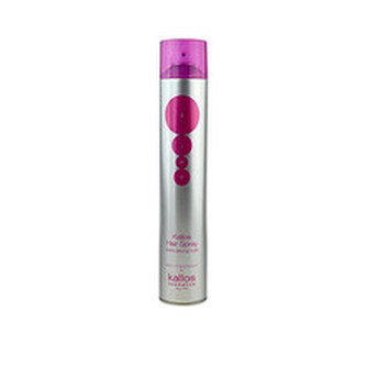 Kallos Extra silně tužící lak na vlasy s proteinem (Hair Spray Extra Strong With Silk Protein) 500 ml woman