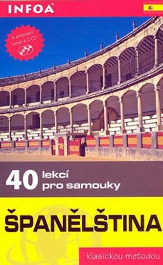 Španělština 40 lekcí pro samouky - Pierre Gerboin; Jean Chapron