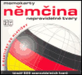 Němčina - nepravidelné tvary