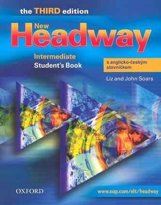 New Headway Intermediate Student´s Book s anglicko-českým slovníčkem