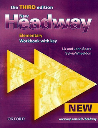 New Headway Elementary Third Edition Workbook with key