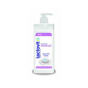 Lactovit Zpevňující tělové mléko 400 ml woman