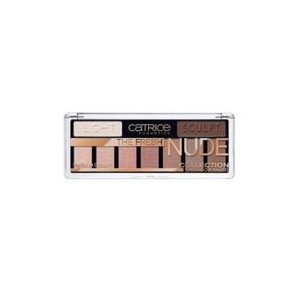 Catrice Paleta očních stínů (Eyeshadow Palette) 10 g Paleta očních stínů (Eyeshadow Palette) 10 g - Odstín Fresh Nude woman
