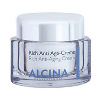 Alcina Výživný krém proti stárnutí pleti (Rich Anti-Aging Cream) 50 ml woman