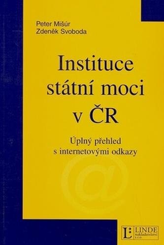 Instituce státní moci v ČR