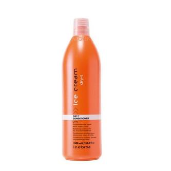 Inebrya Kondicionér pro suché a poškozené vlasy Ice Cream Dry-T (Conditioner) 1000 ml woman