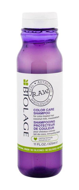 Biolage Šampon pro barvené vlasy Biolage R.A.W. Color Care (Shampoo) Šampon pro barvené vlasy Biolage R.A.W. Color Care (Shampoo) - Objem 325 ml woman