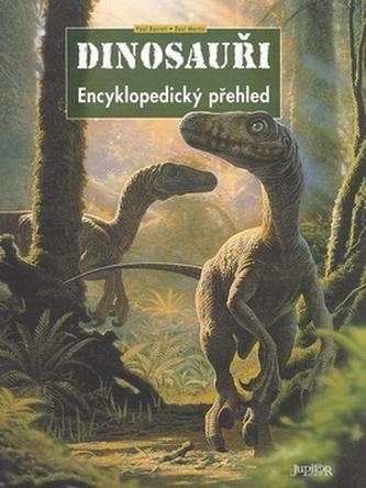 Dinosauři Encyklopedický přehled