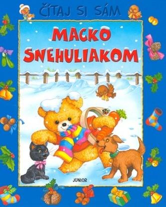 Macko snehuliakom