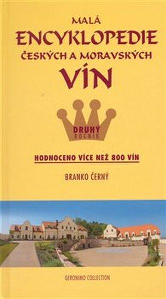 Malá encykopedie českých a moravských vín - druhý ročník