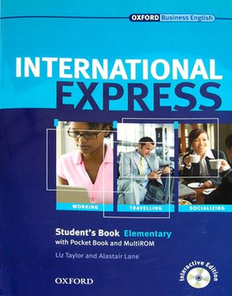 International Express Student's book Elementary