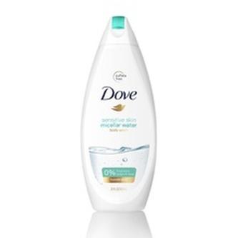 Dove Sprchový micelární gel pro citlivou pokožku Sensitive (Micellar Water Shower Gel) Sprchový micelární gel pro citlivou pokožku Sensitive (Micellar Water Shower Gel) - Objem 500 ml woman