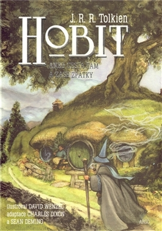 Hobit - komiks - J. R. R. Tolkien