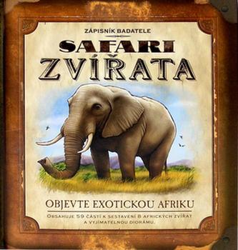 Safari zvířata