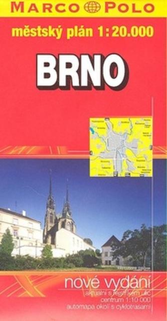 Brno 1:20 000