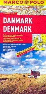 Dánsko 1:300 000