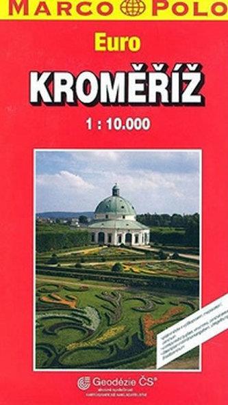 Kroměříž 1:10 000