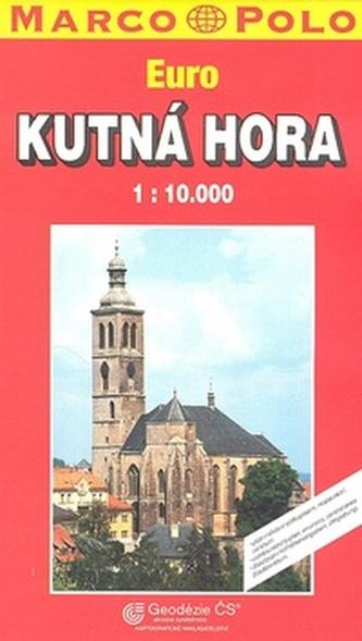 Kutná Hora 1:10 000