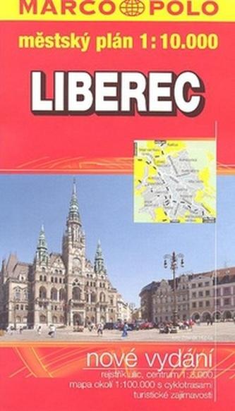 Liberec 1:10 000