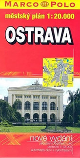 Ostrava 1:20 000