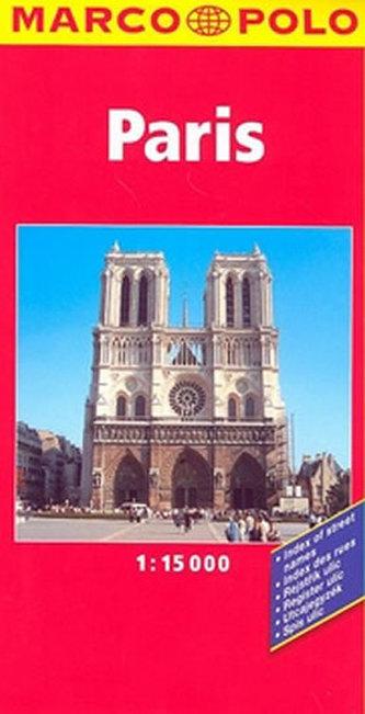 Paříž 1:15 000