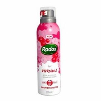 Radox Sprchová pěna Feel Vivacious (Shower Mousse) 200 ml woman