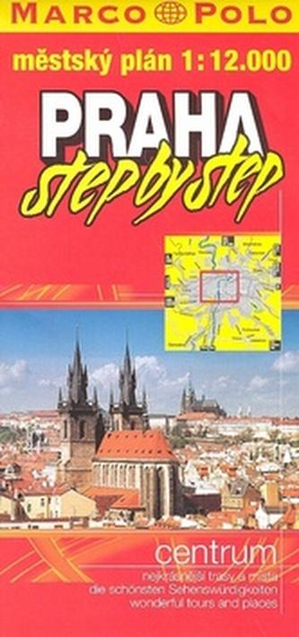 Praha 1:6 000