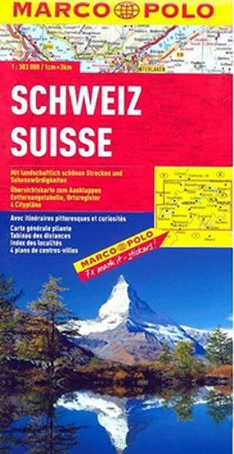 Schweiz Suisse 1:303 000