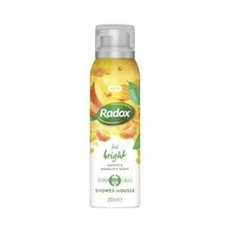 Radox Sprchová pěna Feel Bright (Shower Mousse) 200 ml woman