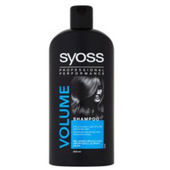 Syoss Šampon pro jemné a zplihlé vlasy Volume (Shampoo) 500 ml woman