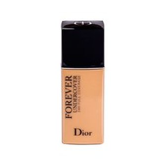 Dior Ultra lehký tekutý make-up Diorskin Forever (Undercover 24H Full Coverage) 40 ml Ultra lehký tekutý make-up Diorskin Forever (Undercover 24H Full Coverage) 40 ml - Odstín 022 Cameo woman