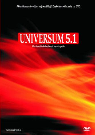 Universum 5.1 Multimediiální všeobecná encyklopedie