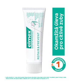 Elmex Zubní pasta pro úlevu od bolesti Sensitive Professional Repair & Prevent 75 ml unisex