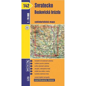 Svratecko, Boskovická brázda