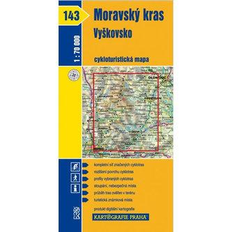 Moravský kras, Vyškovsko