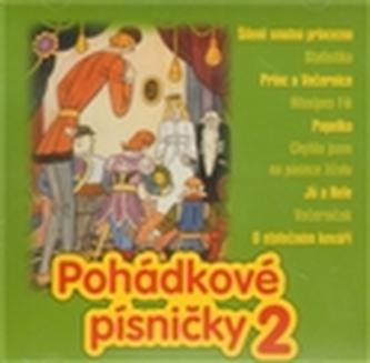 Pohádkové písničky 2. - CD - neuveden