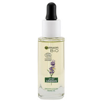 Garnier Pleťový olej pro všechny typy pleti BIO Lavandin (Smooth & Glow Facial Oil) 30 ml woman