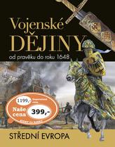 Vojenská historie střední Evropy