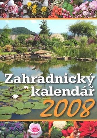 Zahradnický kalendář 2008