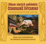Album starých pohlednic Českosaské Švýcarsko