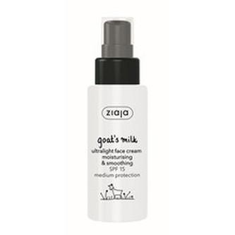 Ziaja Vyhlazující denní krém SPF 15 (Ultra Light Face Cream) 50 ml woman